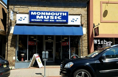 Monmouth Music - Red Bank, NJ