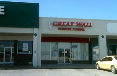 Great Wall Chinese Restaurant 1429 E Court St Seguin Tx 78155 Ypcom