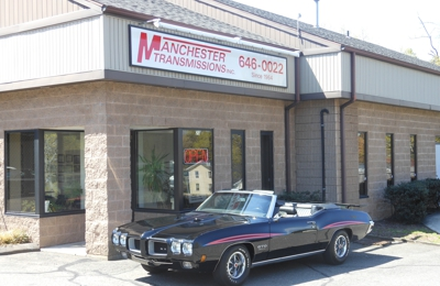 Manchester Transmission Inc - Manchester, CT