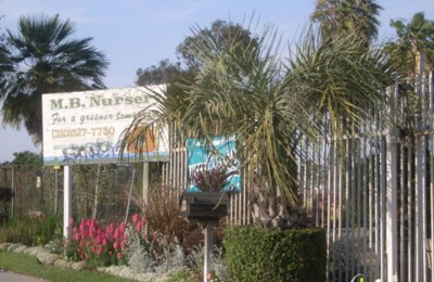 M B Landscaping & Nursery Inc - Carson, CA