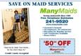 Many Maids - Neptune Beach, FL