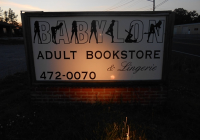 adult book store charlotte nc