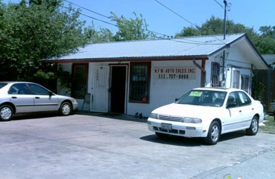Nfw Auto Sales Inc - Austin, TX