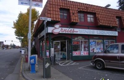 Ernies Liquor - Palo Alto, CA
