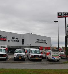 U-Haul Moving & Storage of Fairbanks - Fairbanks, AK