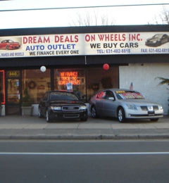Dream Deals On Wheels - West Babylon, NY