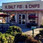 H.Salt Fish & Chips - North Hollywood, CA. Entrance