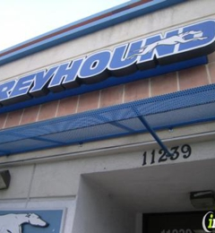 Greyhound Bus Lines - North Hollywood, CA