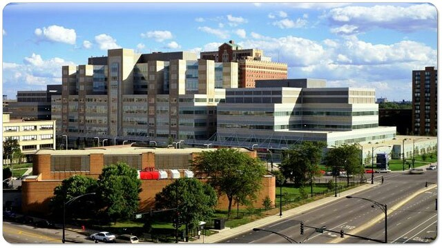 John H Stroger Jr Hospital 1901 W Harrison St Chicago Il