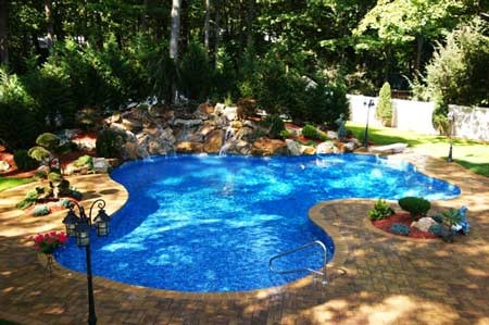 Rick benningfield pool spa 630 east rd stephenville tx for Pool design sims 3
