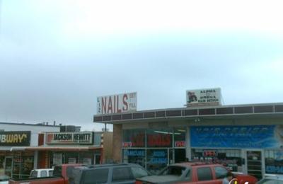 Liz Nail - San Antonio, TX