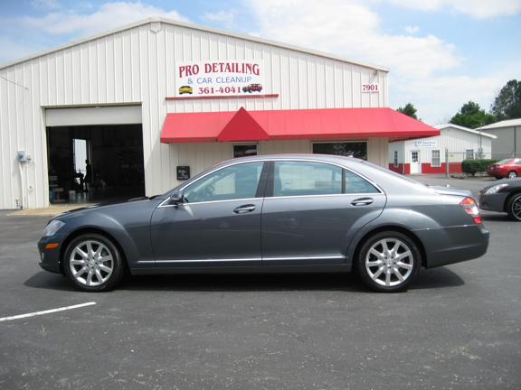 Pro Detailing & Car Cleanup - Louisville, KY