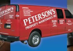 Peterson's Property Maintenance - Erie, PA. Maid Service