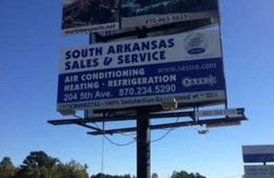 South Arkansas Sales & Service Co Inc - Magnolia, AR