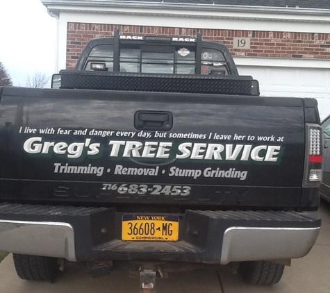 Greg's Tree Service - Bowmansville, NY