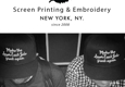JB Screen Printing & Embroidery - New York, NY