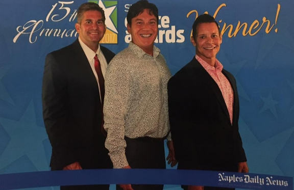 Hiler Chiropractic & Neurology - Naples, FL. Naples Best Chiropractic office 8 consecutive years
