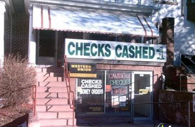 Check Cashing Inc - Washington, DC