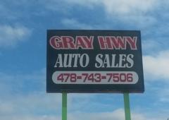 Gray Hwy Auto Sales - Macon, GA