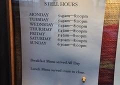 Stell Coffee & Tea Co - Redlands, CA