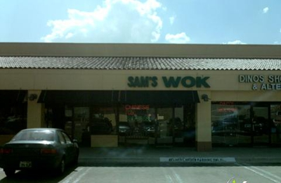 Sam's Wok - Dallas, TX