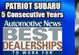Patriot Subaru - Saco, ME