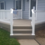 Knickerbocker fence and deck
