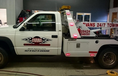 Evans Towing
