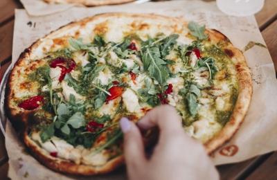 Blaze Pizza - Boston, MA