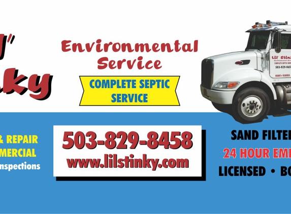 Lil Stinky Environmental Service - Oregon City, OR