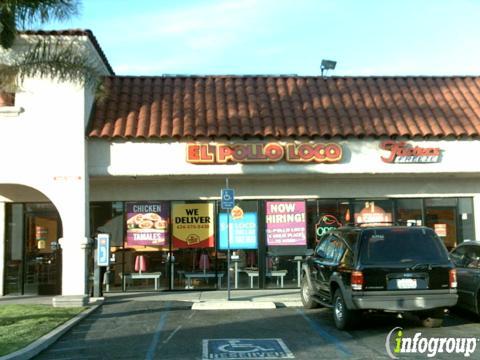 El Pollo Loco, San Gabriel CA