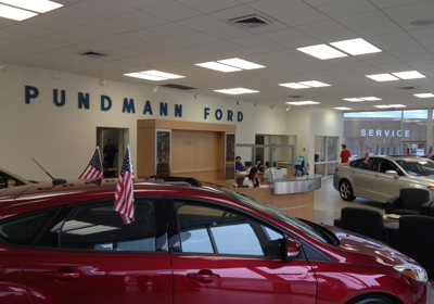 Reynolds Ford Okc >> Pundmann Ford Ford is Your Car