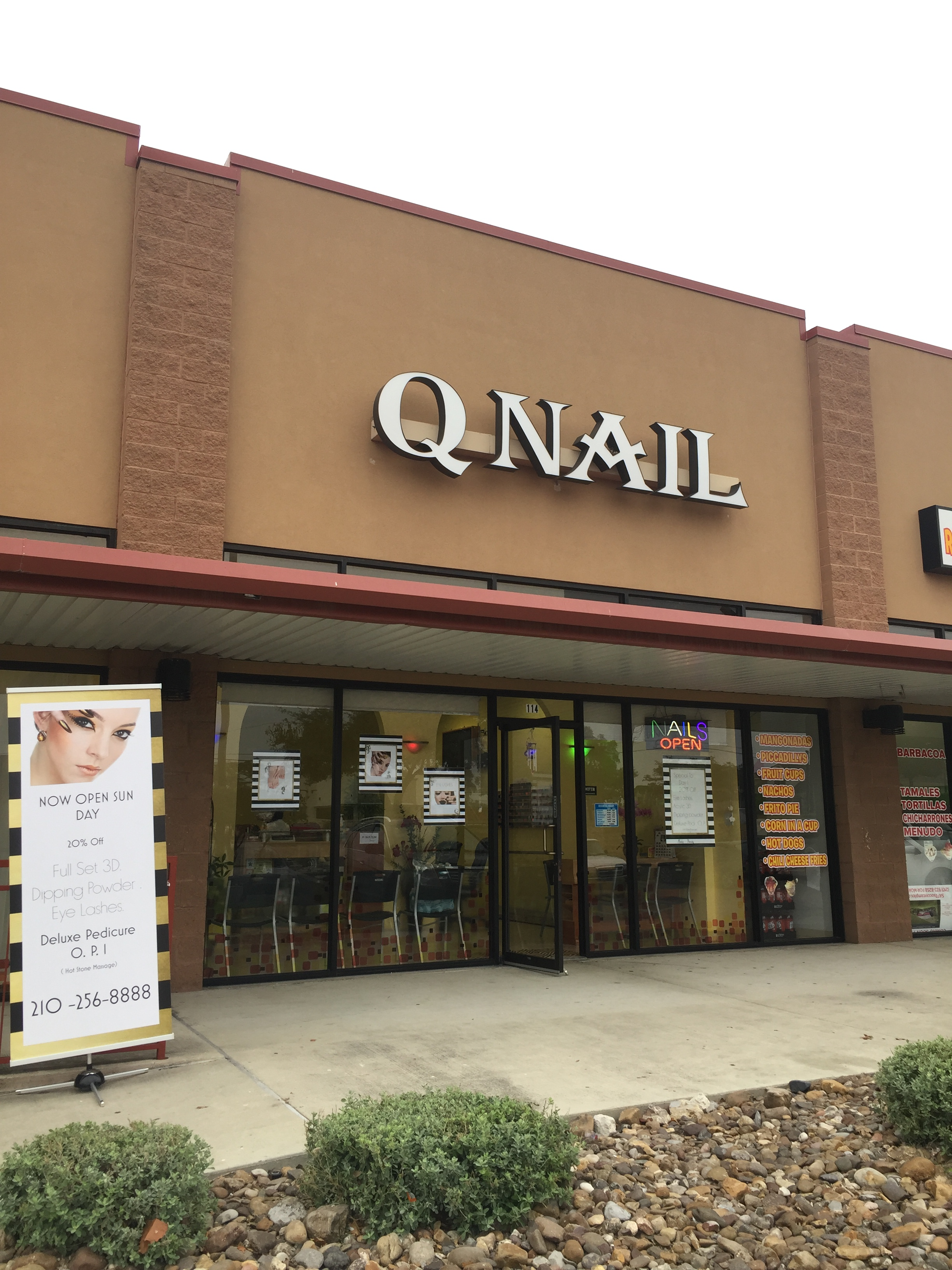 Q Nails 9902 Potranco Rd, San Antonio, TX 78251 - YP.com