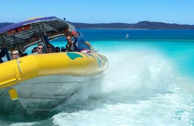 Miami Ocean Rafting - Miami Beach, FL