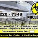 Nuclear H2O Hood & Exhaust