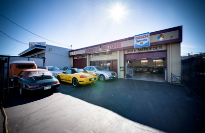 Kirberg Motors Inc - Belmont, CA