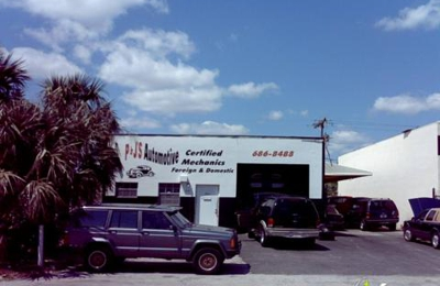 P & J's Automotive, Inc. - West Palm Beach, FL