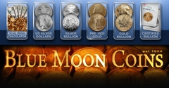 Blue Moon Coins