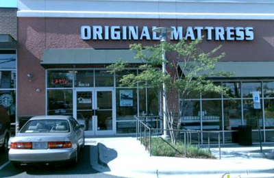 The Original Mattress Factory 4425 Park Rd Charlotte Nc 28209 Yp Com