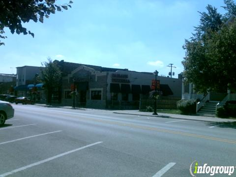 Paisans Pizza, Brookfield IL