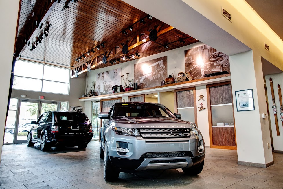 Land Rover Orlando, Orlando FL