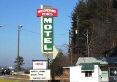 Whispering Pines Motel - Asheville, NC