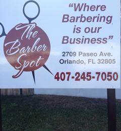 The Barber Spot - Orlando, FL