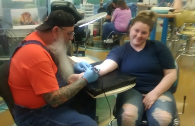 Eyewitness Tattoo Inc 2142 S Memorial Dr, Tulsa, OK 74129 - YP.com