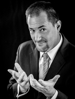 """Corporate mentalist and magician Curtis Waltermire--a.k.a. """"Curtis The Mentalist."""""""