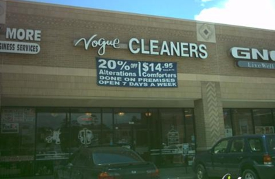 Vogue Dry Cleaners & Alterations - Houston, TX