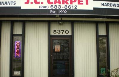 J C Carpet - Waterford, MI