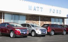 Matt Ford Sales