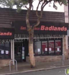The Badlands - San Francisco, CA