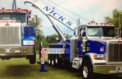 Nick's Towing Inc - Clinton Township, MI